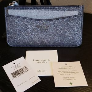 New Kate Spade Card & Coin Holder